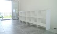 Libreria parapetto